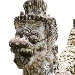 Stone Temple Guardian On Bali — Stock Photo #33252763
