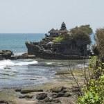 Hindu Sea Temple On Bali — Stock Photo #33252783