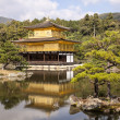 Golden Pavilion At Rokuonji — Stock Photo