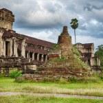 Stupa At Angkor Wat — Stock Photo #38003491
