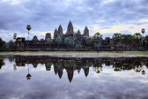 Sunrise At Angkor Wat — Stock Photo