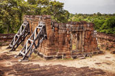 Leaning Building at East Mebon Temple — Stock Photo