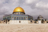 Shrines On Temple Mount — Stock Photo