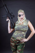 G.I Jane — Stock Photo