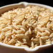 Wholegrain Brown Rice - Stock Photo