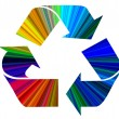 Recycle Symbol — Stock Photo #35683195