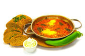 Israelian breakfasts — Stock Photo