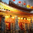 Taiwan Temple — Stock Photo #12372913