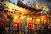 Taiwan Temple — Stock Photo
