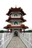 Beautiful Chinese Garden — Stock Photo