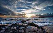 Magic sunrise — Stock Photo