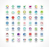 Icon design element — Stock Vector