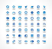 Set of icon design elements. — Stock Vector