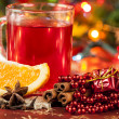 Christmas tea — Stock Photo #14028666