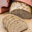 Stock Photo: Wholemeal bread