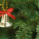 Christmas bell — Stock Photo #7447832
