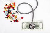 America Health Insurance — Stock Photo