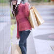 Shopping girl — Photo #13355845