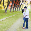 Romantic young couple — Stock Photo #13356948