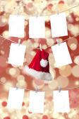 Natale prezzi tag — Foto Stock