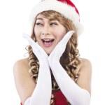 Sweet christmas woman 1 — Stock Photo #14211839