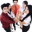 Business team unity — Foto de Stock
