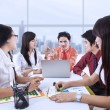 Business team meeting — Stock Photo #21594239