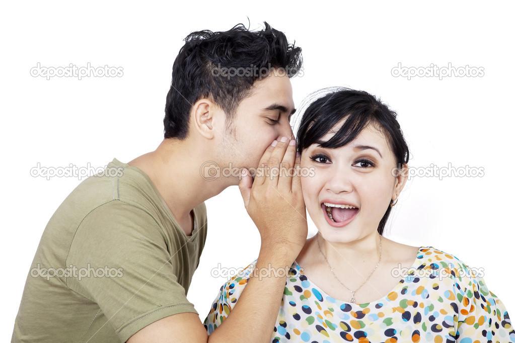 Girlfriend still on dating site