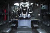 Shot of military truck — Stock Photo