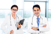 Young professional doctor — Stock Photo