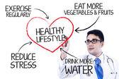 понятие здравоохранения — Стоковое фото