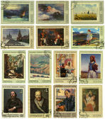 Series of museums in Russia — Stock Photo