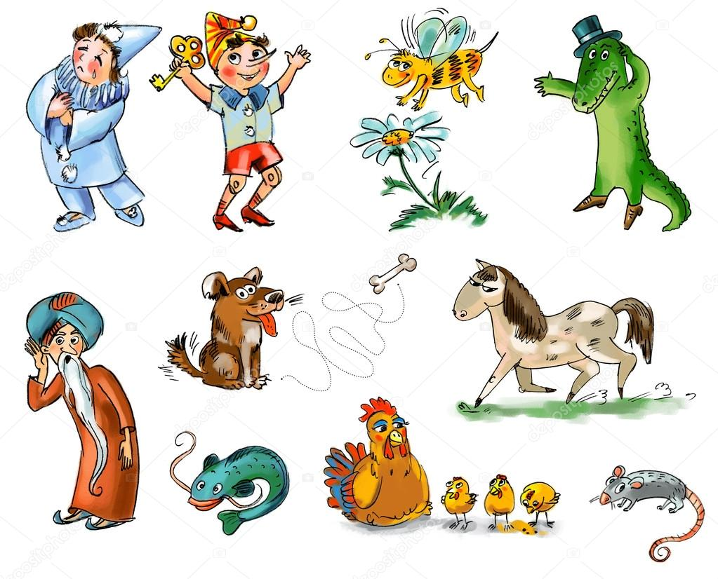 Disney Fairy Tale Characters | Pics | Download |