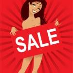 Hot sale — Stock Vector #17011223
