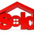Stock Photo: Housing for sale