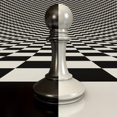 Chess figure — Stock Photo