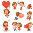 Happy Valentine's Day — Stock Vector #37873823