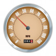 Speedometer — Stock Vector #12570562