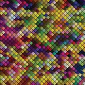 3d abstrakt bakgrund — Stockvektor