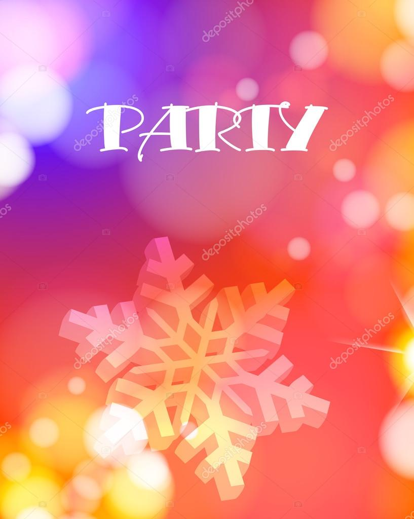 christmas party poster vector stock vector © vectorguru 34620463 christmas party poster vector stock illustration