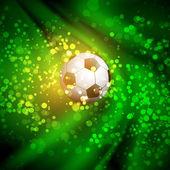 Soccer Ball for Football Design — Stock Vector