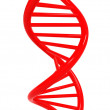DNA structure model — Stock Photo
