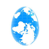 Global Easter — Stockfoto
