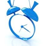 Alarm clock. 3D icon — Stock Photo