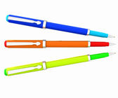 Corporate pen design  — Stockfoto