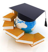Globální vzdělávání — Stock fotografie