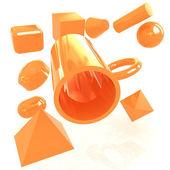 Geometrické obrazce — Stock fotografie