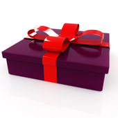 Gifts with ribbon — Stock Photo