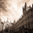 Royalty-Free Stock Photo: Westminster Palace - City of London