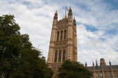 Westminster Palace - City of London — Stock Photo